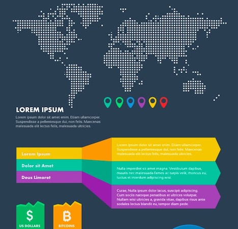 financial-information-graphic-elements