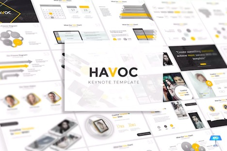 havoc-keynote-template