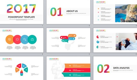 infographics-swot-powerpoint-template