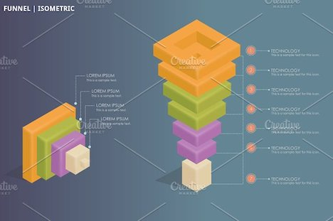isometric-infographics