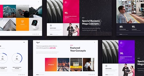 kacell-multipurpose-business-template