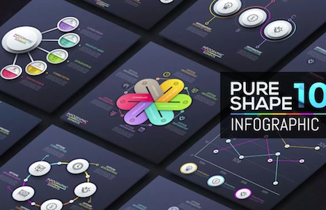 pure-shape-infographic