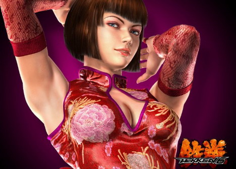 anna-williams-tekken-female-video-game-character