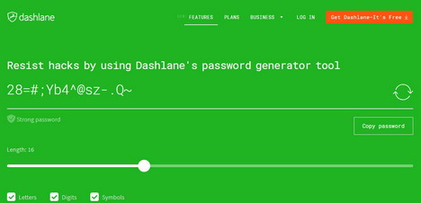 dashlane-password-generator