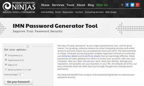 imn-password-generator-tool