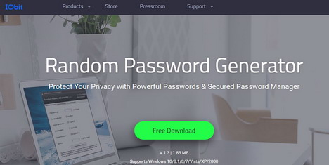 iobit-random-password-generator