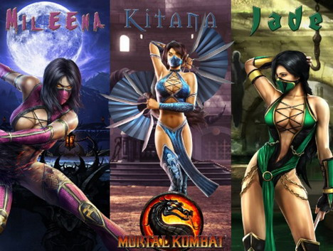 kitana-mileena-jade-mortal-kombat-female-video-game-character