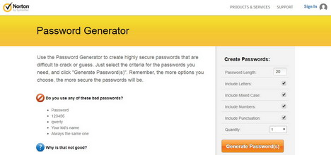 norton-password-generator