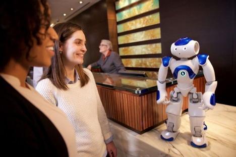 robot-receptionist