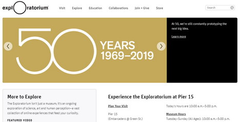 exploratorium-educational-website