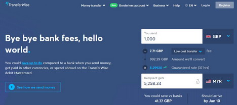 transferwise-payment